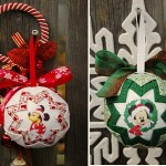 Mickey ornaments