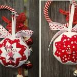 minnie 2 ornament